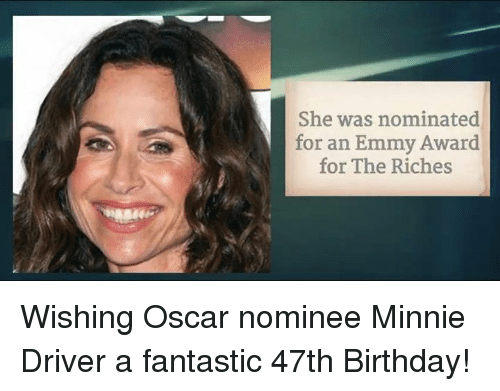 Minnie driver sucks cock amusing