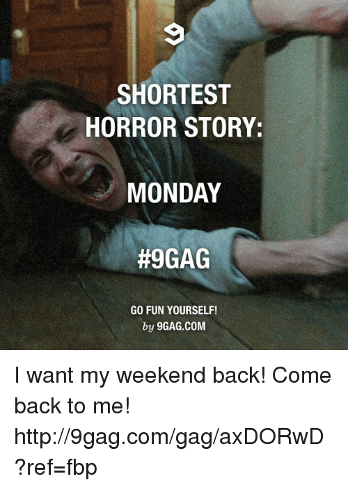 Shortest Horror Stories