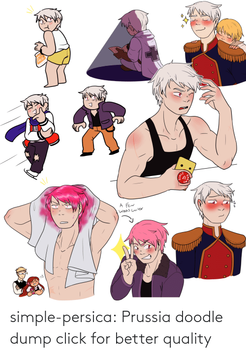 dump: simple-persica: Prussia doodle dump click for better quality