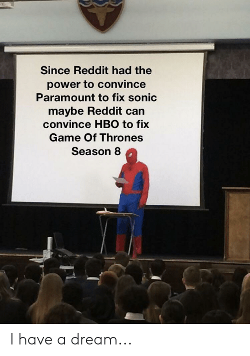 Since Reddit Had the Power to Convince Paramount to Fix