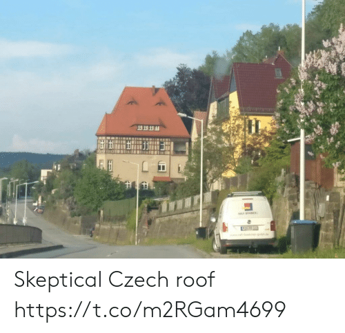 czech: Skeptical Czech roof https://t.co/m2RGam4699
