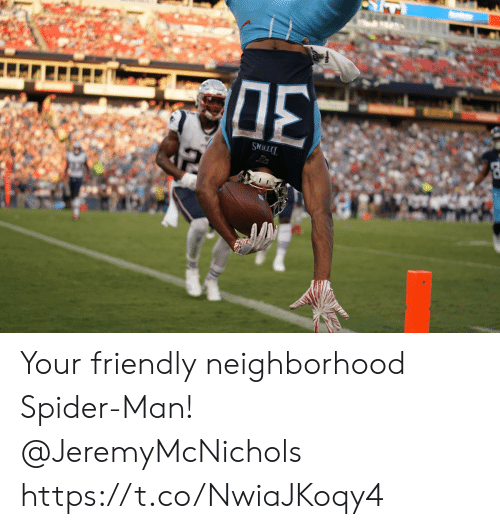 Memes, Spider, and SpiderMan: SMK Your friendly neighborhood Spider-Man! @JeremyMcNichols https://t.co/NwiaJKoqy4