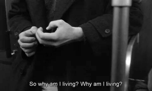 Living, Why, and Am I: So why am I living? Why am I living?