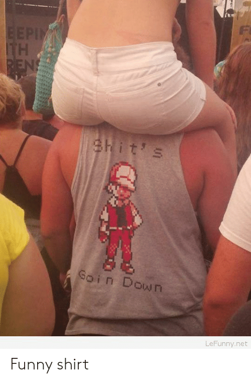Lefunny: Soin Down  LeFunny.net Funny shirt