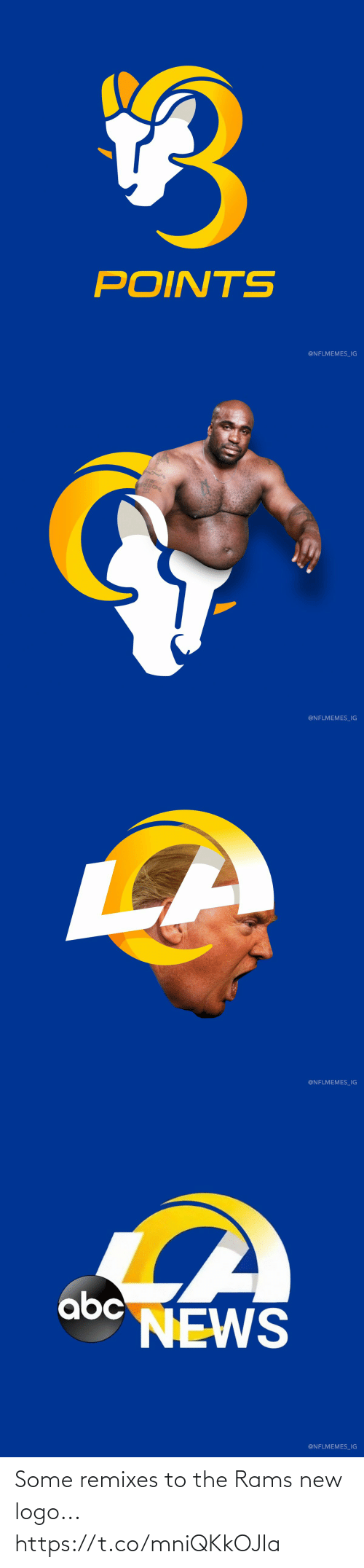 Some: Some remixes to the Rams new logo... https://t.co/mniQKkOJIa