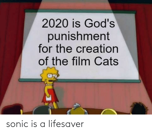 Sonic: sonic is a lifesaver