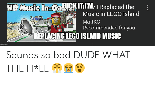 Dude What: Sounds so bad DUDE WHAT THE H*LL 😤😭😵