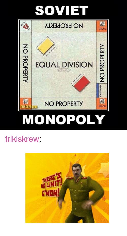 """Gif, Monopoly, and Tumblr: SOVIET  GULAG  