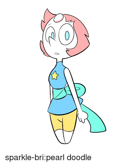Target, Tumblr, and Blog: sparkle-bri:pearl doodle