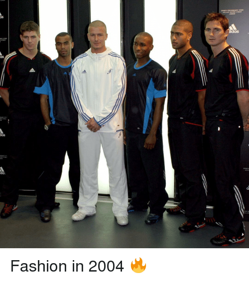 Fashion, Memes, and Sports: SPORTS PERFOOMANCE STORE  15-4 0FORD STREET  as  idas  as  as Fashion in 2004 🔥