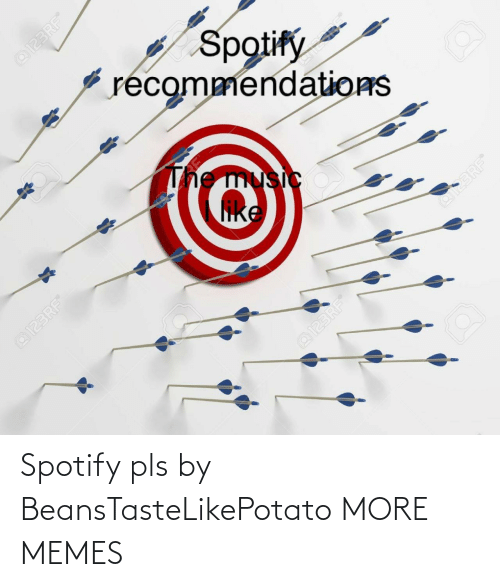 pls: Spotify pls by BeansTasteLikePotato MORE MEMES