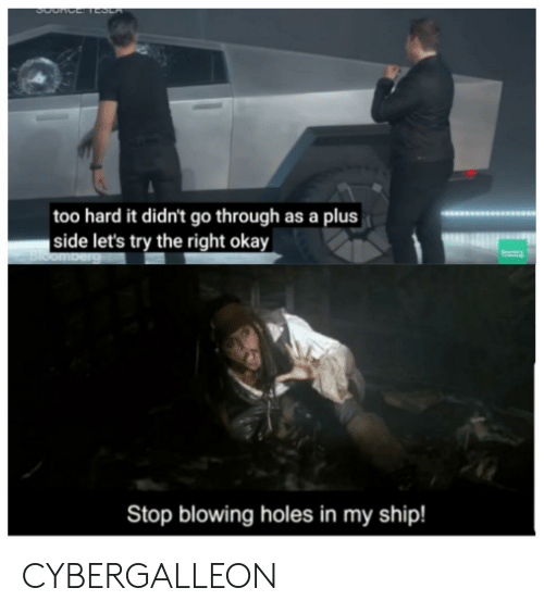 stop blowing holes in my ship: SRCETEOLA  too hard it didn't go through as a plus  side let's try the right okay  oomberg  Stop blowing holes in my ship! CYBERGALLEON