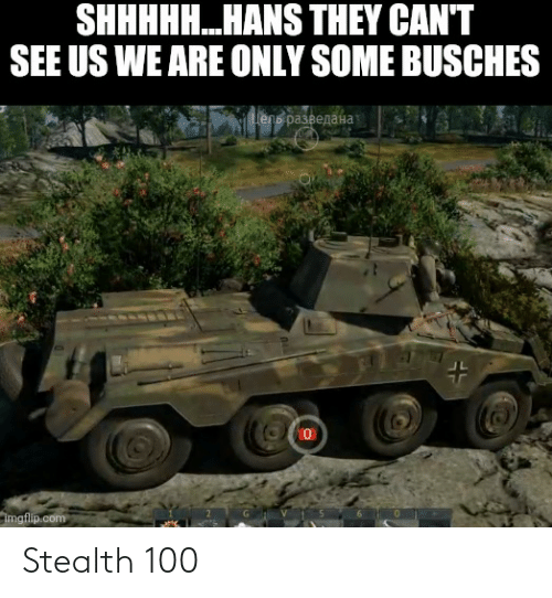 stealth: Stealth 100