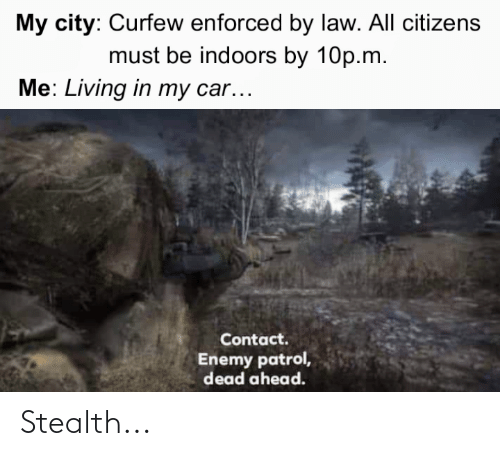 stealth: Stealth...