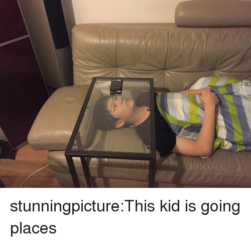 Going Places: stunningpicture:This kid is going places