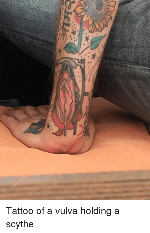Apologise, vulva art tattoos does