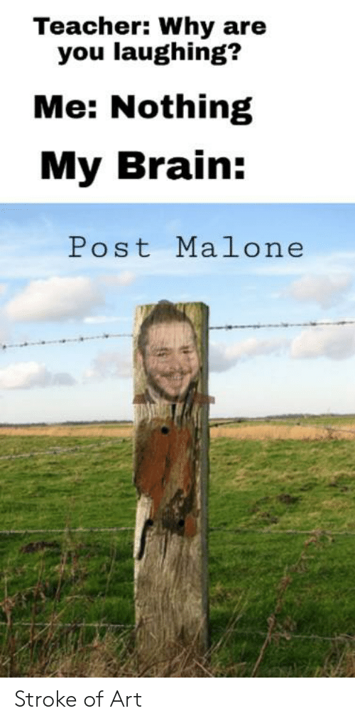 Here's a Video of Post Malone Singing Tongue Tied to Improve