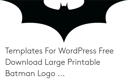 graphic relating to Batman Logo Printable identify 🐣 25+ Excellent Memes Above Printable Batman Brand Printable