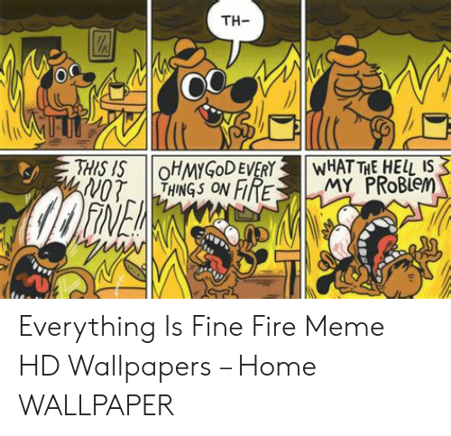 Steam On Fire Not Working Out Of Service This Is Fine Meme