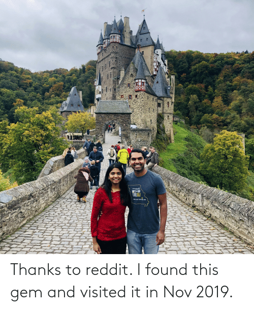 Visited: Thanks to reddit. I found this gem and visited it in Nov 2019.