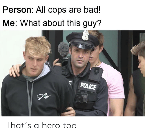 hero: That's a hero too