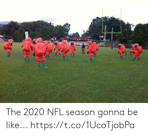 gonna: The 2020 NFL season gonna be like... https://t.co/1UcoTjobPa