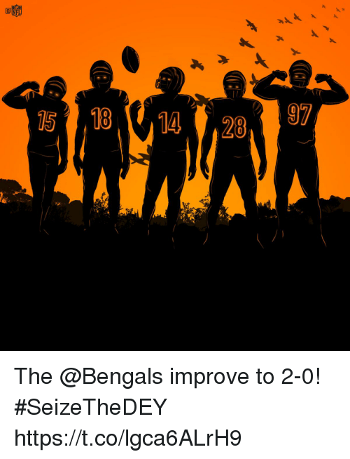 Memes, Bengals, and 🤖: The @Bengals improve to 2-0! #SeizeTheDEY https://t.co/lgca6ALrH9