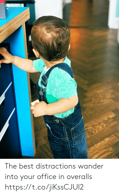 Wander: The best distractions wander into your office in overalls https://t.co/jiKssCJUI2