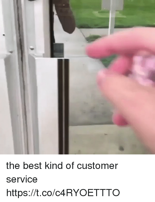 Best, Girl Memes, and Service: the best kind of customer service https://t.co/c4RYOETTTO