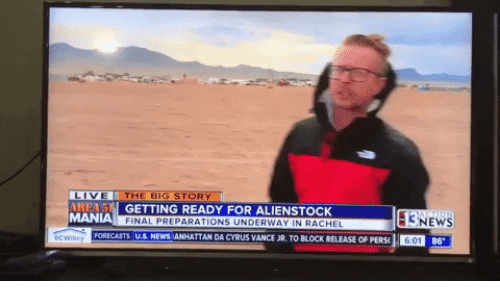 Getting Ready: THE BIG STORY  LIVE  AREA GETTING READY FOR ALIENSTOCK  MANIA  2ASTURN  3NEWS  FINAL PREPARATIONS UNDERWAY IN RACHEL  6:01 86  FORECASTS U.S. NEWS ANHATTAN DA CYRUS VANCE JR. TO BLOCK RELEASE OF PERS  RCWilley