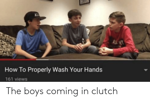 Coming In: The boys coming in clutch