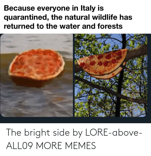 bright: The bright side by LORE-above-ALL09 MORE MEMES