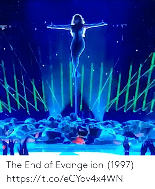 International: The End of Evangelion (1997) https://t.co/eCYov4x4WN
