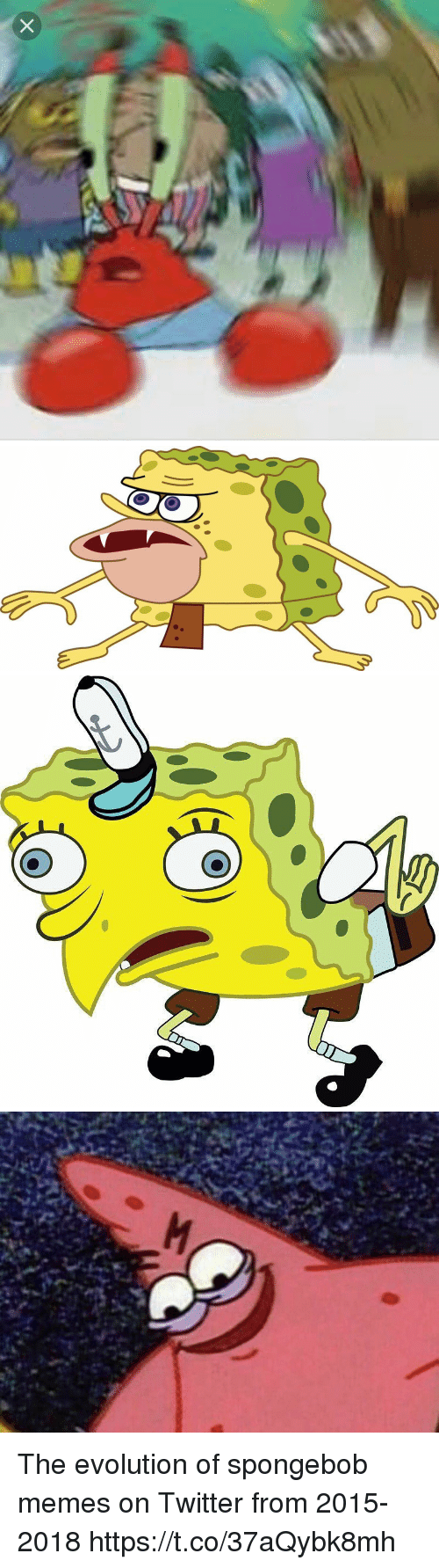 Funny memes and spongebob the evolution of spongebob memes on twitter from 2015