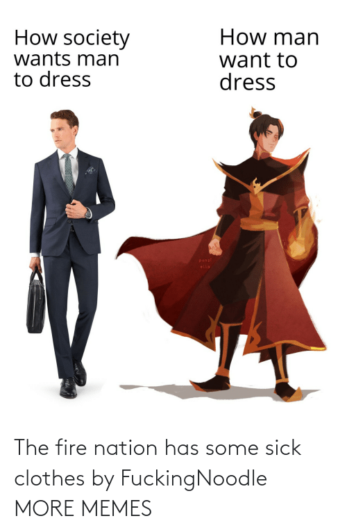 Nation: The fire nation has some sick clothes by FuckingNoodle MORE MEMES