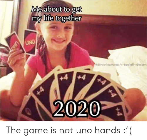 hands: The game is not uno hands :'(