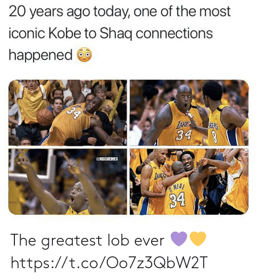 greatest: The greatest lob ever 💜💛 https://t.co/Oo7z3QbW2T