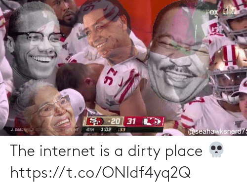 the internet: The internet is a dirty place 💀 https://t.co/ONldf4yq2Q