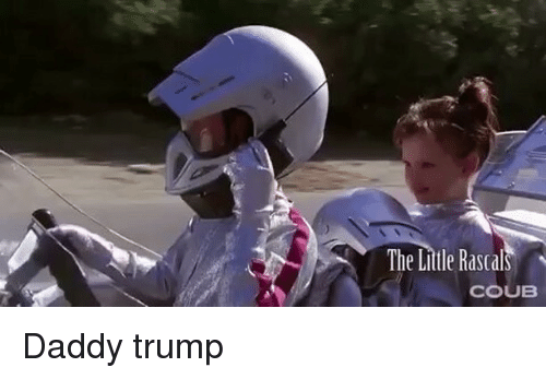 Coub: The Little Rascals  COUB Daddy trump