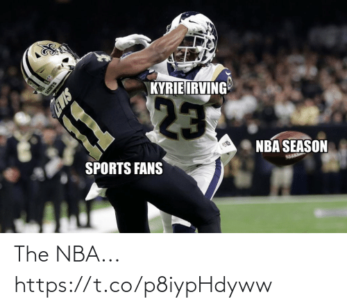 Football: The NBA... https://t.co/p8iypHdyww