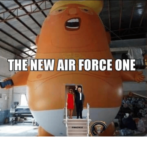 air force one: THE NEW AIR FORCE ONE