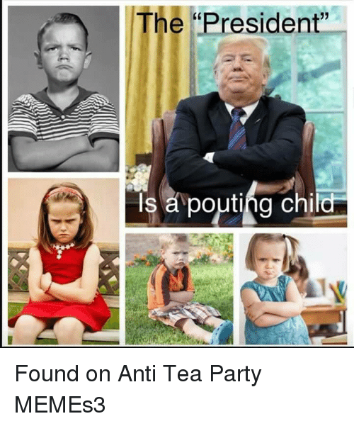 "Party, Anti, and Tea: The 'President"" Found on Anti Tea Party MEMEs3"