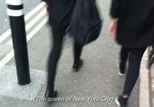 New York, Queen, and New York City: The queen of New York City)