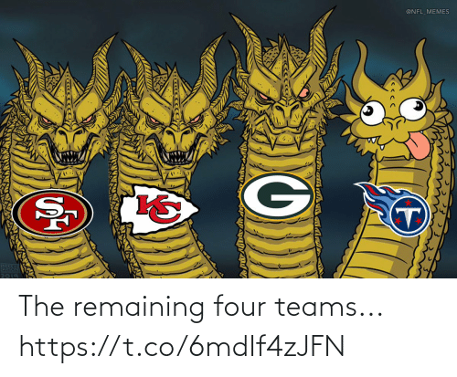 sports: The remaining four teams... https://t.co/6mdIf4zJFN