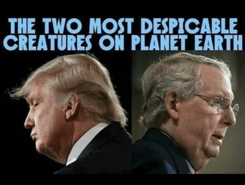 Earth, Creatures, and Planet Earth: THE TWO MOST DESPICABLE  CREATURES ON PLANET EARTH