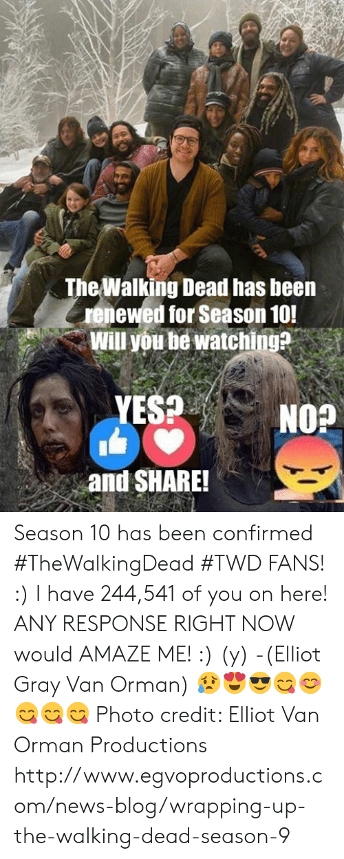 The Walking Dead Has Been Renewed For Season 10 Will You Be