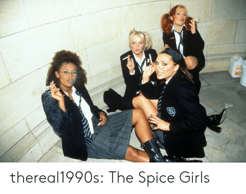 Spice Girls: thereal1990s:  The Spice Girls
