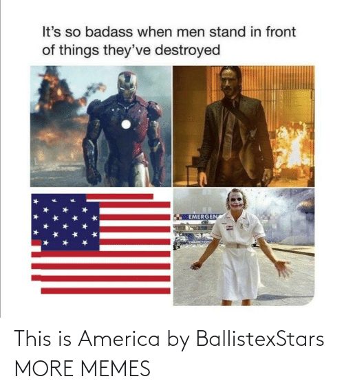 America: This is America by BallistexStars MORE MEMES