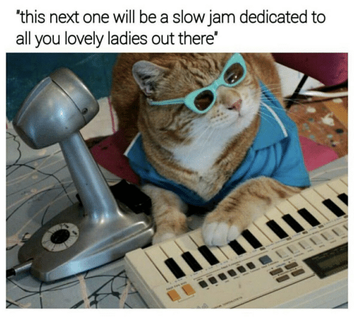 Next, One, and Will: 'this next one will be a slow jam dedicated to  all you lovely ladies out there'