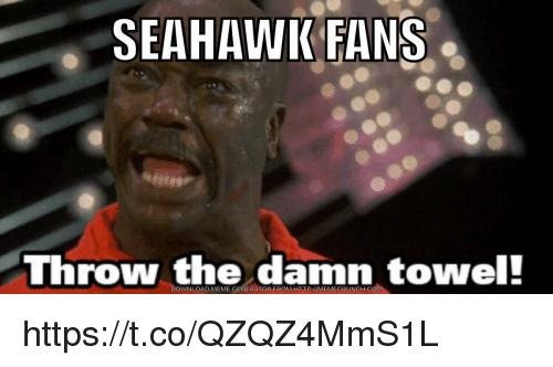 meme generator: Throw the damn towel!  DOWNLOAD MEME GENERATOR FROM HTTP MMEMECRUNCH CO https://t.co/QZQZ4MmS1L